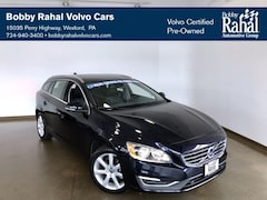 Certified Pre-Owned 2016 Volvo V60 T5 Wagon in Westford PA near Pittsburgh