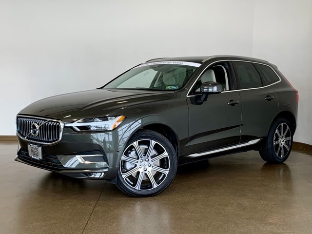 Featured Pre-owned 2018 Volvo XC60 T6 Inscription SUV for sale in Wexford near Pittsburgh, PA