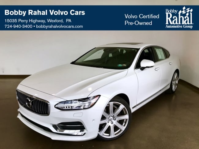 Bobby Rahal Volvo >> Used 2017 Volvo S90 For Sale At Bobby Rahal Automotive Group Vin
