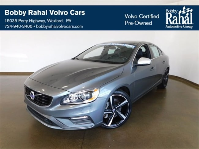 DYNAMIC_PREF_LABEL_AUTO_USED_DETAILS_INVENTORY_DETAIL1_ALTATTRIBUTEBEFORE 2016 Volvo S60 T6 R-Design Platinum I6 Turbo DYNAMIC_PREF_LABEL_AUTO_USED_DETAILS_INVENTORY_DETAIL1_ALTATTRIBUTEAFTER
