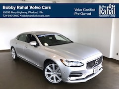 Certified Pre-Owned 2018 Volvo S90 T6 Inscription Sedan in Westford PA near Pittsburgh
