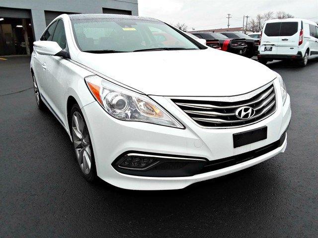2017 Hyundai Azera Limited Limited 3.3L