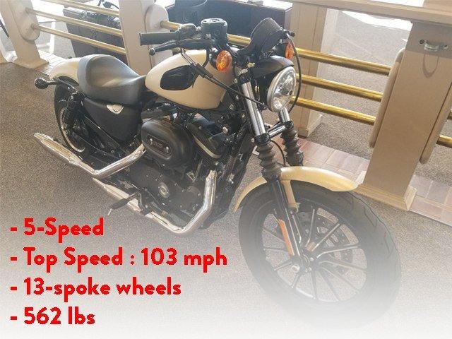 2015 Harleydavidson 883