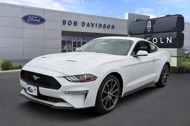 2018 Ford Mustang Ecoboost Premium Coupe