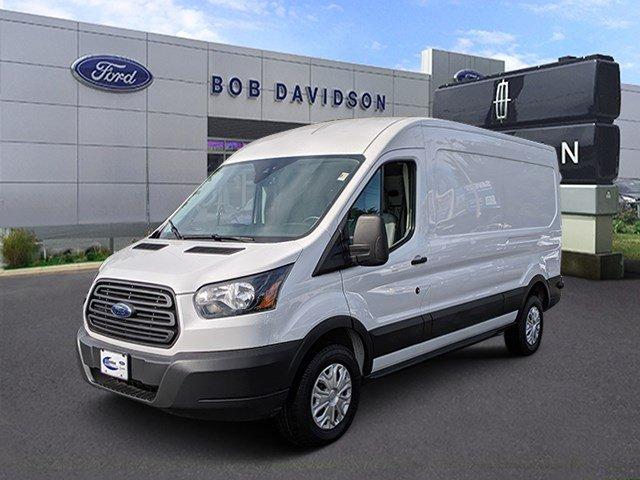 2016 Ford Transit Cargo Van Van Medium Roof Cargo