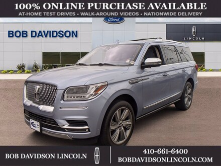 2018 Lincoln Navigator LBL Black Label SUV