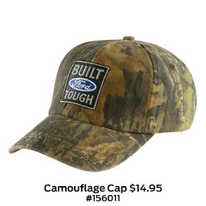 Camouflage Cap $14.95 #156011.jpg