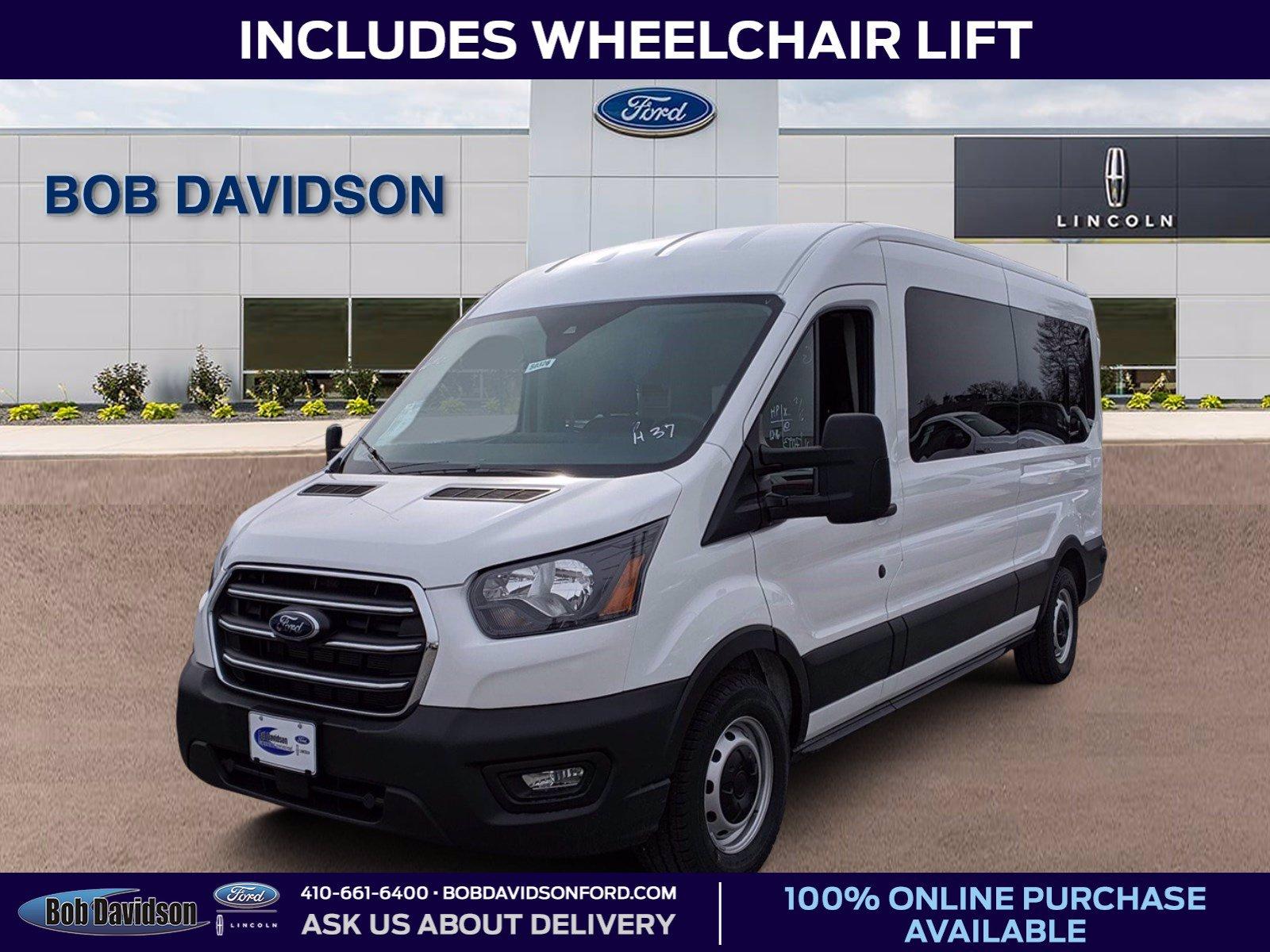 2020 Ford Transit-350 Passenger Passenger Van XL Commercial-truck
