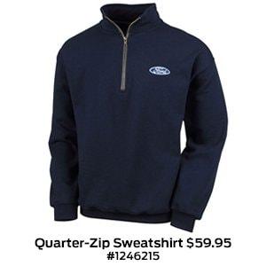 Quarter-Zip Sweatshirt $59.95 #1246215.jpg
