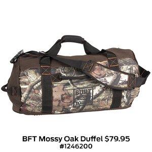 Built Ford Tough Mossy Oak Duffel $79.95 #1246200.jpg