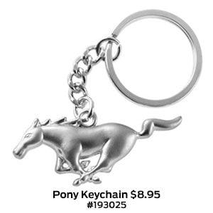 Pony Keychain $8.95 #193025.jpg