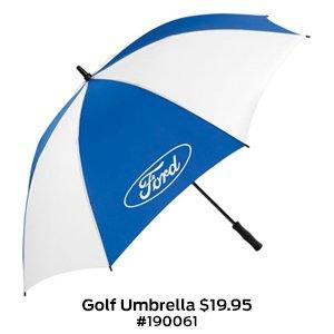 Golf Umbrella $19.95 #190061.jpg