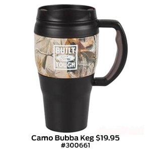 Camo Bubba Keg $19.95 #300661.jpg