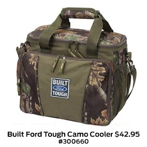 Built Ford Tough Camo Cooler $42.95 #300660.jpg