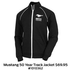 Mustang 50 Year Track Jacket $69.95 #1010362.jpg