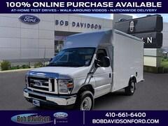 2019 Ford Econoline Cutaway E-350 SRW Cutaway Commercial-truck