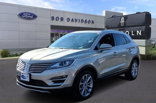 2015 Lincoln MKC Select SUV