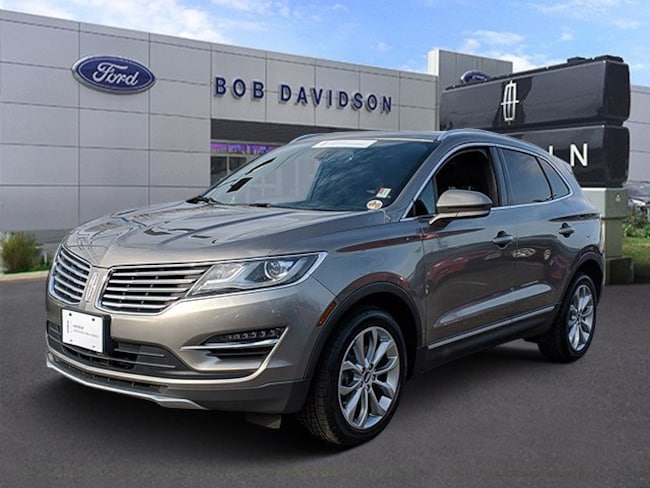 2016 Lincoln MKC Select Select AWD