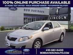 Used 2010 Toyota Corolla LE Sedan