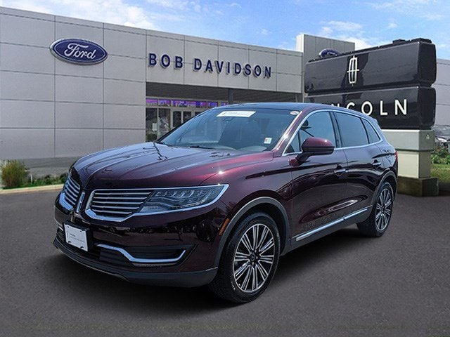 2018 Lincoln MKX Black Label Black Label AWD