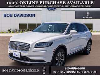 2021 Lincoln Nautilus Standard Crossover