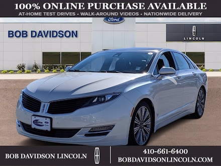 2016 Lincoln MKZ Black Label Sedan