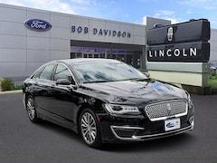 2017 Lincoln MKZ Select Select AWD