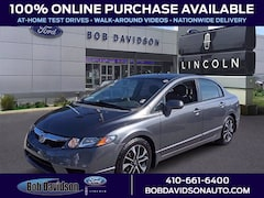 Used 2010 Honda Civic EX Sedan
