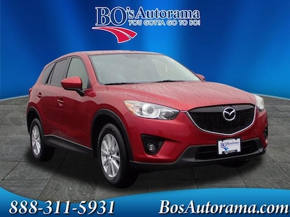 Used 2013 Mazda Mazda Cx 5 Touring For Sale Near St Louis Mo Vin