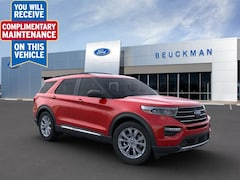 2020 Ford Explorer XLT Sport Utility for sale in the St. Louis area