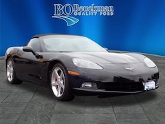 Used 2005 Chevrolet Corvette Base Convertible for sale in St. Louis, MO