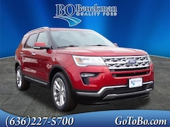 2019 Ford Explorer Limited SUV for sale in the St. Louis area