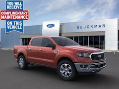 2019 Ford Ranger XLT 4WD SuperCrew 5 Box for sale in the St. Louis area