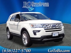 2019 Ford Explorer XLT SUV for sale in the St. Louis area