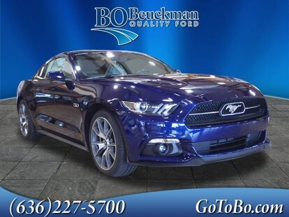 2015 Mustang For Sale >> Used 2015 Ford Mustang Gt 50 Years Limited Edition For Sale Near St Louis Mo Vin 1fa6p8rf0f5500429