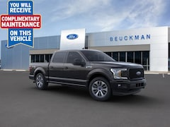 2020 Ford F-150 STX 4WD SuperCrew 5.5 Box for sale in the St. Louis area