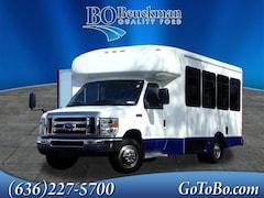 2010 Ford E-350 Cutaway Base Shuttle Bus