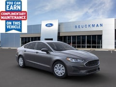 2020 Ford Fusion S Sedan for sale in the St. Louis area