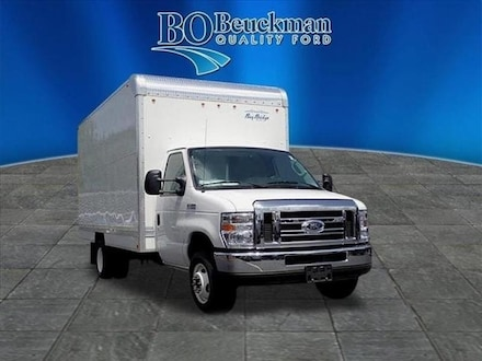 2018 Ford E-450SD Base Specialty Vehicle