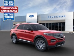 2020 Ford Explorer Limited Sport Utility for sale in the St. Louis area