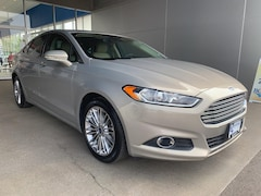 Certified used 2016 Ford Fusion SE Sedan for sale near St. Louis, MO