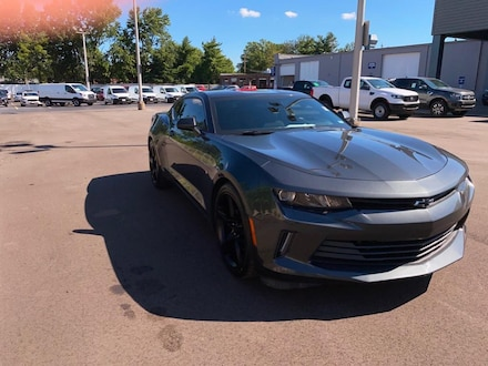 Used 2017 Chevrolet Camaro 1LT Coupe for sale near St. Louis, MO