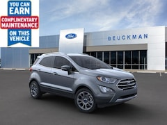 2020 Ford EcoSport Titanium SUV for sale in the St. Louis area