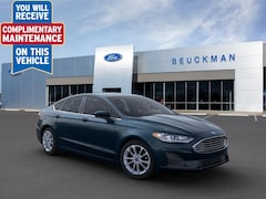 2020 Ford Fusion SE Car for sale in the St. Louis area