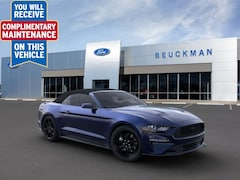 2020 Ford Mustang Ecoboost Convertible Car for sale in the St. Louis area