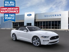 2019 Ford Mustang EcoBoost Premium Convertible for sale in the St. Louis area