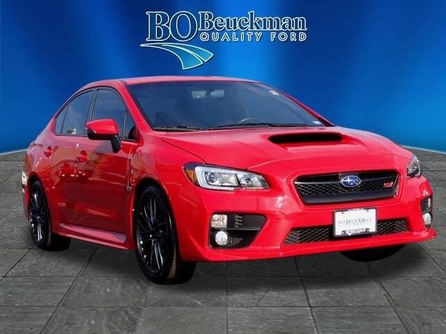 Wrx Sti For Sale >> Used 2017 Subaru Wrx Sti For Sale Near St Louis Mo Vin Jf1va2m61h9814507