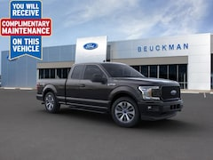 2020 Ford F-150 STX 4WD SuperCab 6.5 Box for sale in the St. Louis area