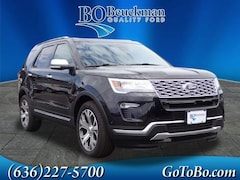 2019 Ford Explorer Platinum SUV for sale in the St. Louis area