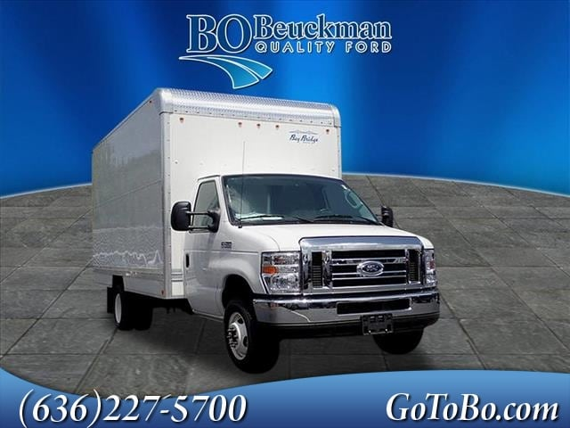 2018 Ford E-450 Base Cab/Chassis